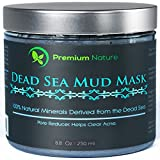 Best Acne Masks - Dead Sea Mud Mask(8.8 oz), Melts Cellulite, Treats Review