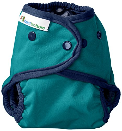 Best Bottom Cloth Diaper Shell-Snap, Under the Sea