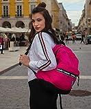 Backpack INVICTA - JELEK - Pink - Internal Laptop