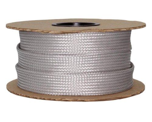 mod/smart High Density Kobra Sleeve - 1in. Mini-Spool (25 feet) - Silver