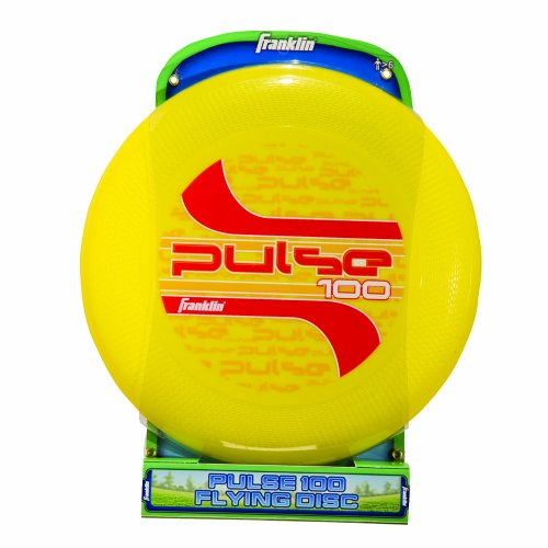 Franklin Sports Pulse 100 Flying Disc