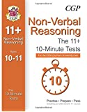 10-Minute Tests for 11+ Non-Verbal Reasoning Ages 10-11 (Book 1) - CEM Test