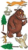 Gruffalo Character Set Self Adhesive Poster Wall Art V001 size 860mm wide x 1500mm deep (large)