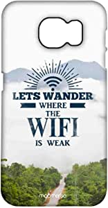 حافظة هاتف ماكمريز واندر بدون واي فاي برو لسامسونج S7 ايدج