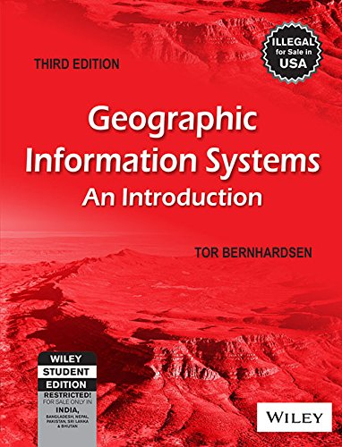 introduction to geographic information systems ebook