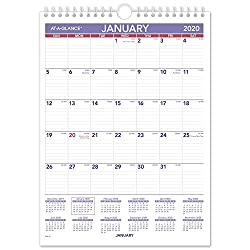 Image of the product At A Glance  Monthly Wall that is listed on the catalogue brand of AT-A-GLANCE.
