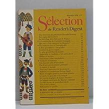 Sélection du reader's digest novembre 1976 a quoi sert le goncourt?, les françaises et la contraception,.