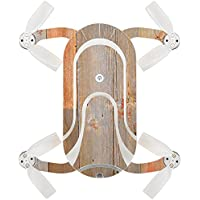 Skin For ZEROTECH Dobby Pocket Drone – Barnwood | MightySkins Protective, Durable, and Unique Vinyl Decal wrap cover | Easy To Apply, Remove, and Change Styles | Made in the USA