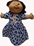 Dress Or Nightgown Fits 14 Inch Cabbage Patch Kid Dolls