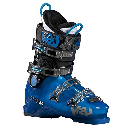 K2 SpYne 90 Ski Boots Mens Sz 7.5 (K2 Ski Equipment)