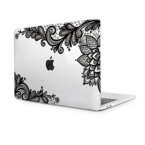 Fashion Crystal Plactic Macbook Release