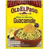 Old El Paso - Mélange d'Épices pour Guacamole 20 g