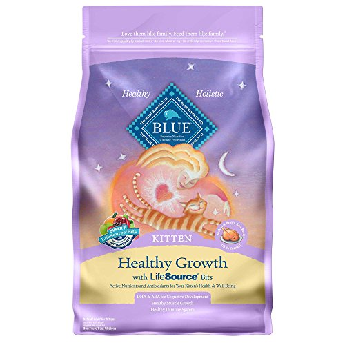 Blue Buffalo Life Protection Dry Kitten Food 51BmVJnuEdL