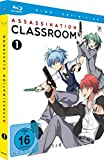 Assassination Classroom - Box Vol.1 + Soundtrack [Limited Edition] [Blu-ray]