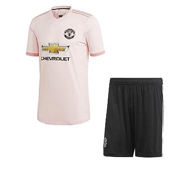 Zounghy Camiseta Personalizada Kits de fútbol para niños Jóvenes Adultos, Equipo del Club (Local y Local) Personalizado 2018-2019 Personalizado Cualquier ...