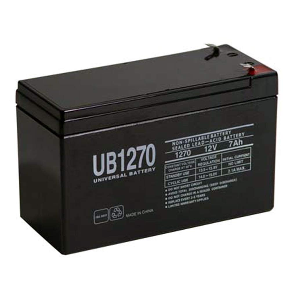 Universal Power Group 12V 7AH Replacement Battery ADT 477967 UPG 4330199495