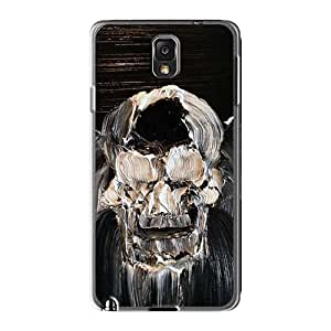 Samsung Galaxy Note3 Rco5898UxzV Special Colorful Design Avenged Sevenfold Band A7X Pattern Scratch Protection Hard Phone Cover -AlissaDubois