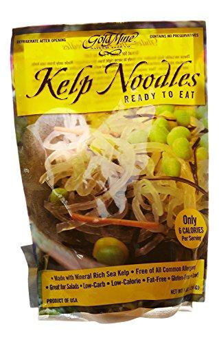Gold Mine Kelp Noodles, Original, 12 Count