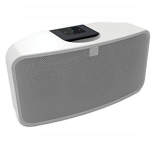 Bluesound Pulse Mini White Wireless Hi-Res Audio System Adapter White by Bluesound