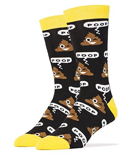 Oooh Yeah Mens Funny Novelty Pack Socks - Nice Men