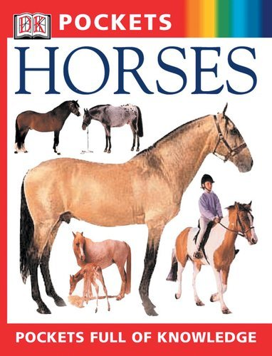By DK Publishing - Horses (DK Pockets) (Revised) (2003-06-16) [Paperback] PDF ePub fb2 ebook