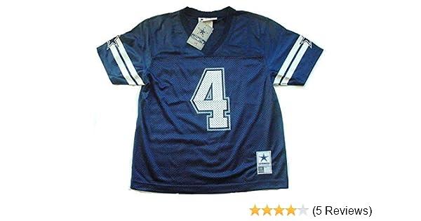 13b5c96d Amazon.com : Dallas Cowboys Dak Prescott 4 Men's Big & Tall Mesh Player  Jersey Navy (XLT) : Sports & Outdoors