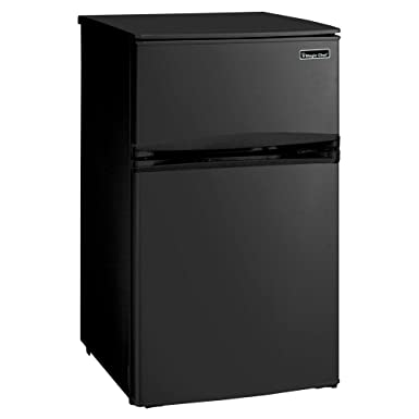 Magic Chef 3.1 cu. ft. Mini Refrigerator in Black