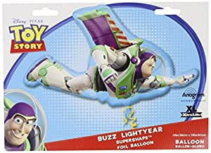 Amscan - Globo de helio Buzz Lightyear Toy Story (Amscan International 2148501)