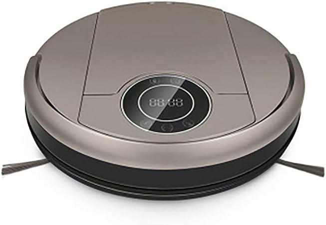 CY666 Robot Aspirador de Limpieza del hogar Robot, Auto-Carga, Diseño para la Limpieza del Pelos de Mascota: Amazon.es: Hogar