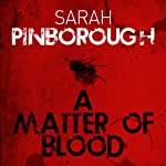 A Matter of Blood: The Dog-Faced Gods, Book 1 | Sarah Pinborough