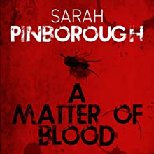 A Matter of Blood: The Dog-Faced Gods, Book 1 Audiobook by Sarah Pinborough Narrated by Tristan Gemmill