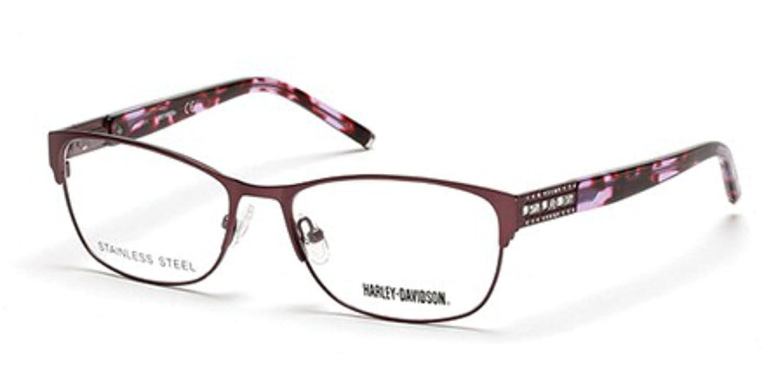 Eyeglasses Harley Davidson HD 540 HD 0540 082 matte violet