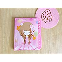 SillyMe Password Lock Secret Diary for Kids (Assorted Design) (for Girls - 1pc)