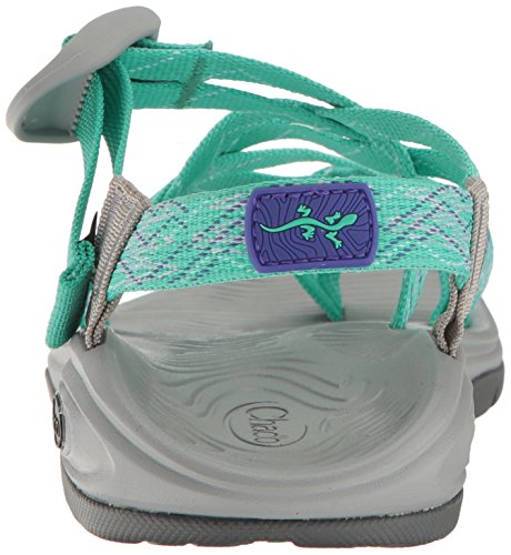 Chaco Damen Zvolv X2 Athletic Sandale Monster Minze