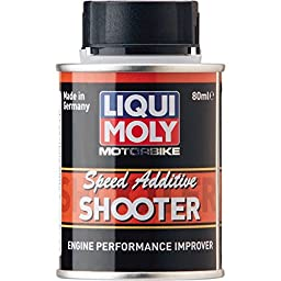 Sz 80 ml Liqui Moly Speed Additive Shooter Motorcycle Oils/Chemicals