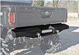 SuperATV Can-Am Defender 500 / 800 / 1000 Diamond Plate Heavy Duty Rear Bumper (2016+)