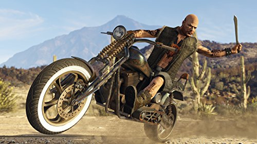 Grand Theft Auto V – PlayStation 4