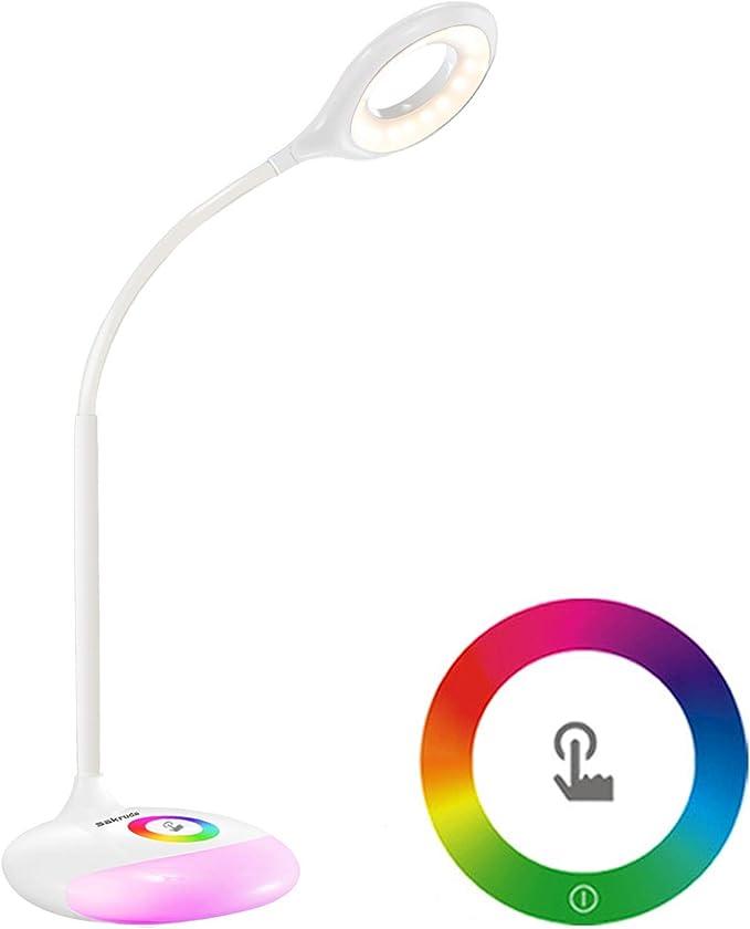 Warmwei/ß OSALADI 1Pc Massivholz Kleine Nachtlicht USB Ladelampe Kreuz Typ Lampe Holz Schreibtischlampe Home Decor