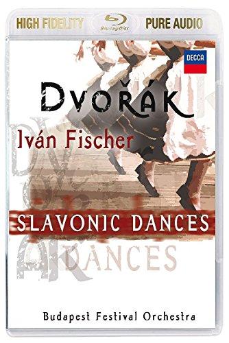 Iv n Fischer - Slavonic Dances (Blu-ray Audio)