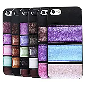 Joyland Special Design Jeweling Eyes Pattern ABS Back Case for iPhone 5/5S(Assorted Color) - COLOR#2