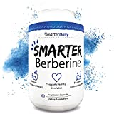 1000 mg Pure Berberine - Doctor Approved - 60 Pills at 500 mg each - Blood Sugar Support - Promotes Healthy Weight Loss - Increases Glycolysis - Decreases Insulin Resistance.