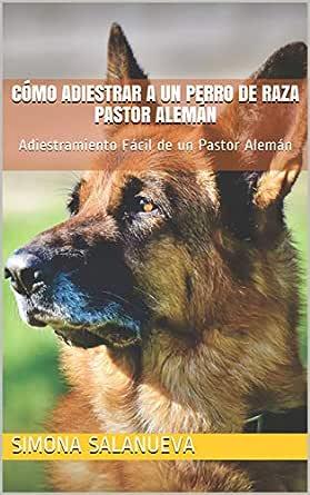 Cómo Adiestrar a Un Perro de Raza Pastor Alemán: Adiestramiento ...