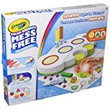 Crayola Color Wonder Light Up Stamper, Mess Free Coloring, Ages 3, 4, 5, 6, 7 , Gift for Girls and Boys, Gift for Boys and Girls, Kids, Ages 3+,Summer Travel, Cottage, Camping, on-the-go,  Arts and Crafts,  Gifting