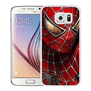 New Beautiful Custom Designed Cover Case For Samsung Galaxy S6 With Spider Man 5 (2) Phone Case