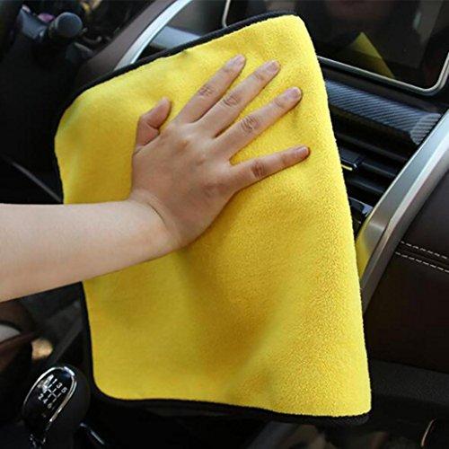 SUJING Car Drying Towel Super Absorbent Car Wash Towels Mult