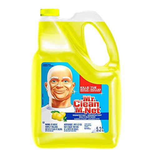 Mr. Clean Multi-Surfaces Summer Citrus Antibacterial Liquid Cleaner, 176 Fluid Ounce ()