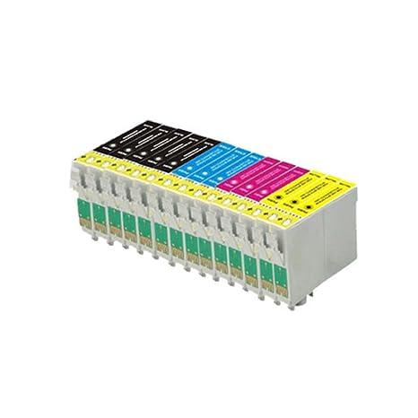 14 ECS T1815 COMPATIBLES Cartuchos de tinta para impresoras Epson ...
