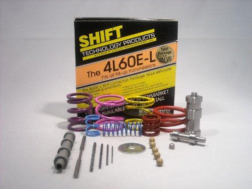 4L60E Shift Improvement Kit With Boost Valve