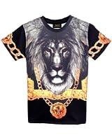 Pizoff Unisex Myth Apollo Slim Luxury T Shirts