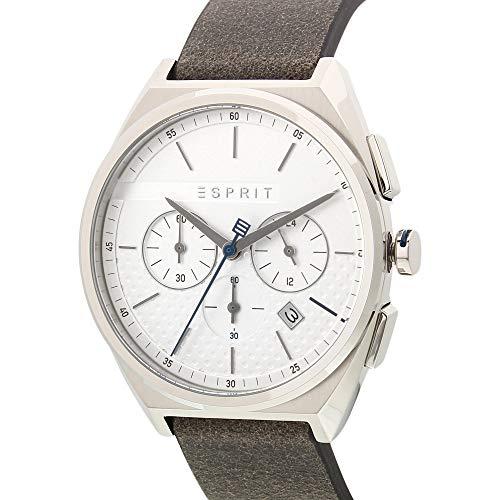 Esprit ES1G062L0015 skiva Chrono silver grå herrklocka kronograf